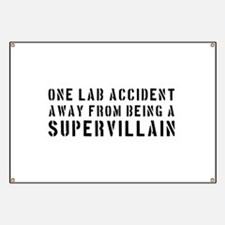 One lab accident supervillain Banner