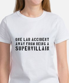 One lab accident supervillain T-Shirt