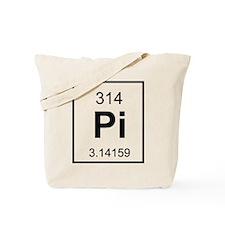 pi element Tote Bag
