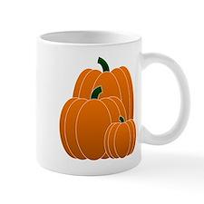 Autumn Pumpkin Mug Mugs