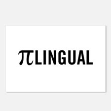 Pilingual Postcards (Package of 8)
