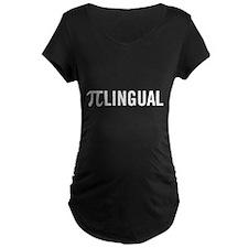 Pilingual Maternity T-Shirt