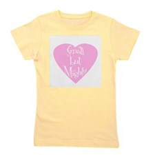 Funny Pink strength Girl's Tee