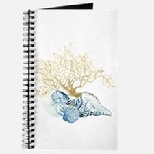 Cute Coral Journal