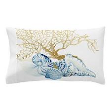 Funny Sea shell Pillow Case