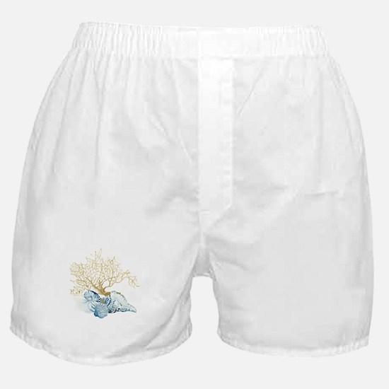 Unique Jeanne Boxer Shorts