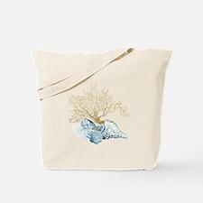 Cute Sea shell Tote Bag