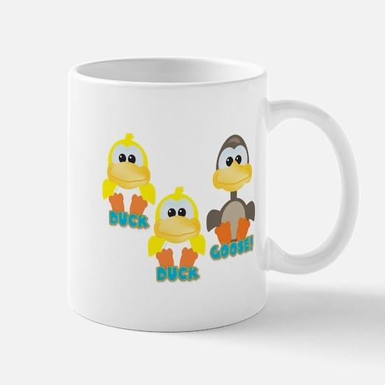 Cute Duck Duck Goose Mug