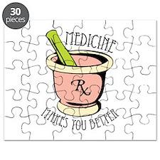 Medicine Rx Puzzle