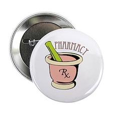 "Pharmacy Rx 2.25"" Button"