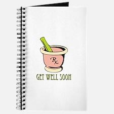 Get Well Journal