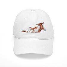 Funny Paint horse Baseball Cap