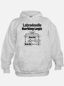 Labradoodle logic Hoodie