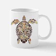 Filigree Turtle Mugs