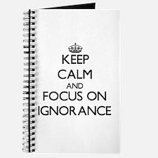 Cute Ignorance Journal
