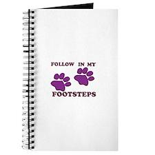 Animal Footsteps Journal
