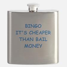 bingo Flask