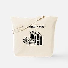 Custom Books Tote Bag