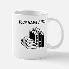 Custom Books Mugs