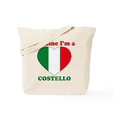 Costello, Valentine's Day Tote Bag