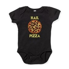 Hail Pizza Baby Bodysuit