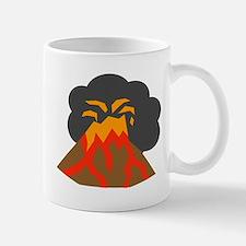 Erupting Volcano Mugs