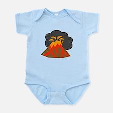 Erupting Volcano Body Suit