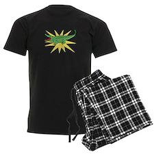 Sun Alligator Pajamas