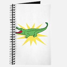 Sun Alligator Journal