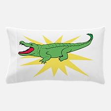Sun Alligator Pillow Case
