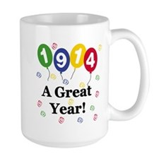 1914 A Great Year Mug
