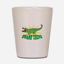 Swamp Thing Shot Glass