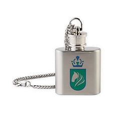 PNLC logo Flask Necklace