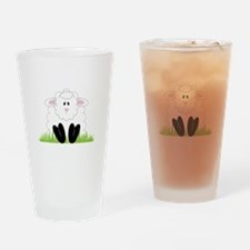 Little Lamb Drinking Glass
