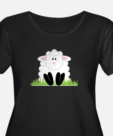 Little Lamb Plus Size T-Shirt