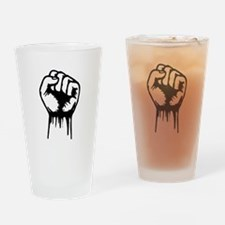 Fist Drinking Glass