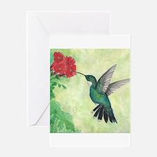 Funny Bird Greeting Card