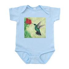 Cute Hummingbirds Onesie