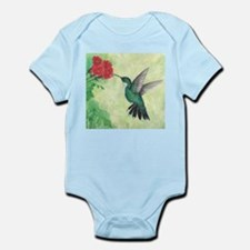 Cute Hummingbirds Onesie