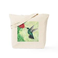 Cute Hummingbird Tote Bag