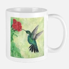Unique Hummingbird Mug