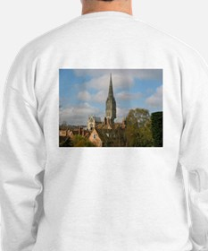 Salisbury Cathedral Nave Sweater