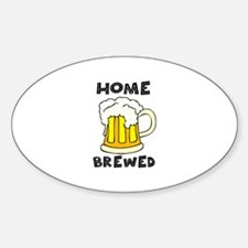 Home Brewed Decal