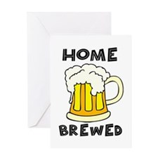Home Brewed Greeting Cards