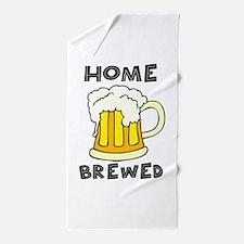 Home Brewed Beach Towel