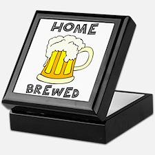Home Brewed Keepsake Box