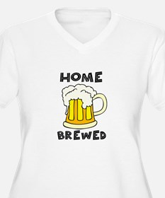 Home Brewed Plus Size T-Shirt