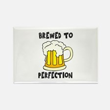 Brewed to Perfection Magnets