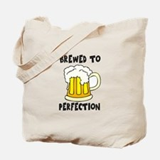 Brewed to Perfection Tote Bag