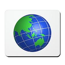 Oceana Globe Mousepad